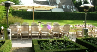 Barbecue & tuinfeest